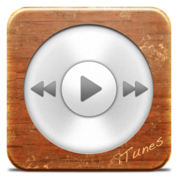 256x256px size png icon of Misc iTunes