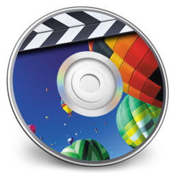 256x256px size png icon of Windows DVD Maker