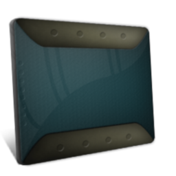 256x256px size png icon of Folder Closed