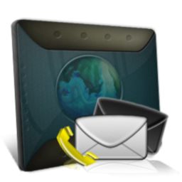 256x256px size png icon of My Contacts