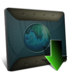 256x256px size png icon of My Downloads