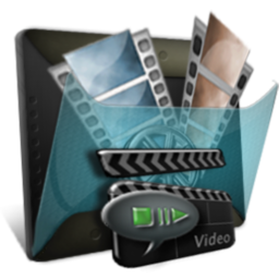 256x256px size png icon of My Videos