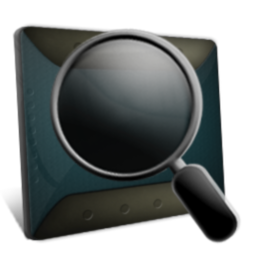 256x256px size png icon of Search