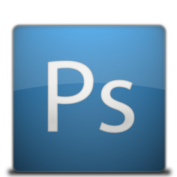256x256px size png icon of Photoshop 2