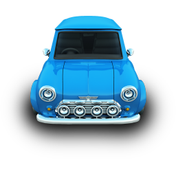256x256px size png icon of Mini