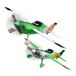256x256px size png icon of Ned Zed Planes