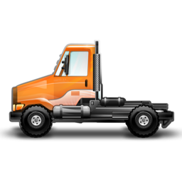 256x256px size png icon of Dura truck