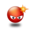 32x32px size png icon of Angry Smile