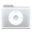 32x32px size png icon of White Music iPod