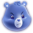 48x48px size png icon of Grumpy Bear