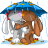 48x48px size png icon of Autumn kiss