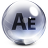 48x48px size png icon of aftereffects