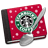 48x48px size png icon of Starbucks Book Alt