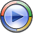 48x48px size png icon of Windows Media Player 10