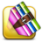 48x48px size png icon of winrar