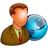 48x48px size png icon of Global Manager