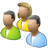 48x48px size png icon of User group