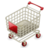 48x48px size png icon of Empty shopping cart