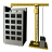 48x48px size png icon of Construction firm