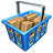 48x48px size png icon of Full basket