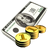 48x48px size png icon of Money