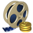 48x48px size png icon of Movie industry