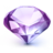48x48px size png icon of diamond