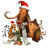 48x48px size png icon of Ice Age Christmas