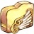 48x48px size png icon of Folder angelwing