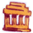 48x48px size png icon of Library
