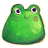 48x48px size png icon of Froggy