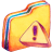48x48px size png icon of Y Caution