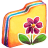 48x48px size png icon of Y Flower