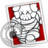 48x48px size png icon of kaws2stampki0