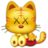 48x48px size png icon of kawscat2yE0H