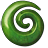 48x48px size png icon of Green stone