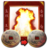 48x48px size png icon of Burn App