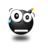 48x48px size png icon of Confused Smile
