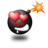 48x48px size png icon of Love Smile