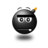 48x48px size png icon of Straight face Smile