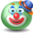 48x48px size png icon of clown