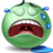48x48px size png icon of crying