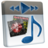48x48px size png icon of File Music 2