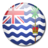 48x48px size png icon of British Indian Ocean Territory Flag