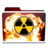 48x48px size png icon of White Burn