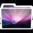 48x48px size png icon of White Desktop