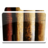 48x48px size png icon of White Library Alt