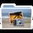 48x48px size png icon of White Photos Beach