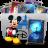 48x48px size png icon of Folder TV Disney