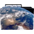 48x48px size png icon of Space Images